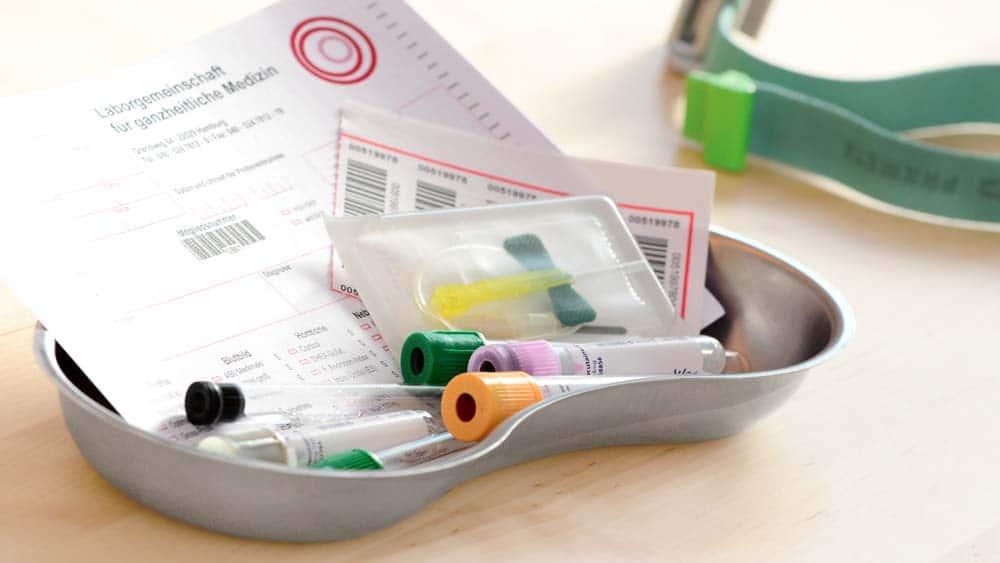 Die Blut-Stoffwechselanalyse 1