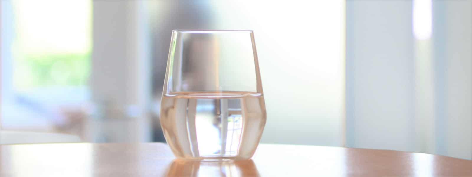Symptome, Wasser