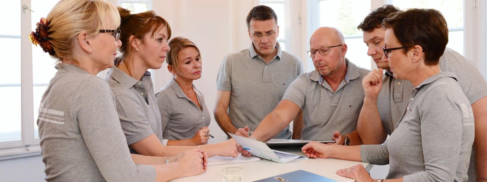Team, Zentrum für integrative Medizin Bornemann, Lübeck