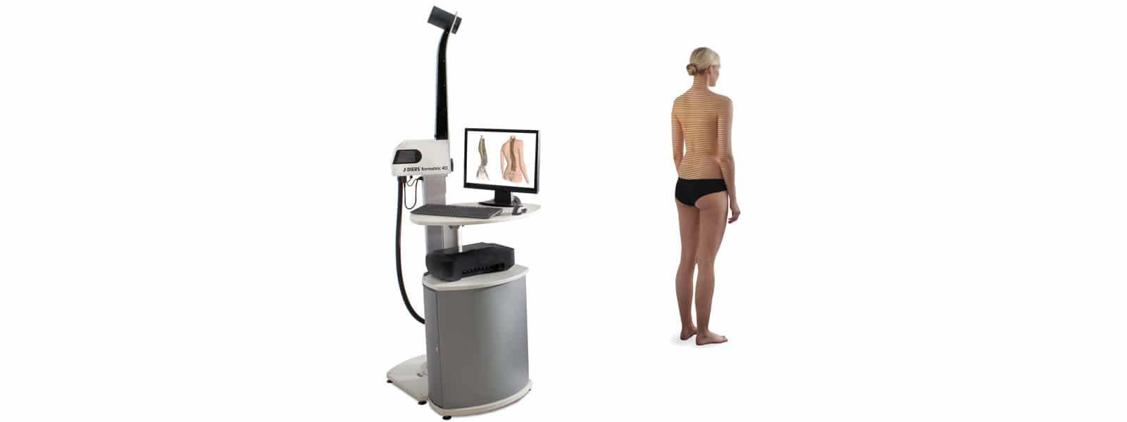 4D-Wirbelsäulen- und Halsvermessung 1